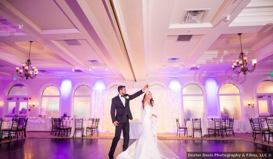 Ricardo and Lindsay's Wedding in Albany, New York