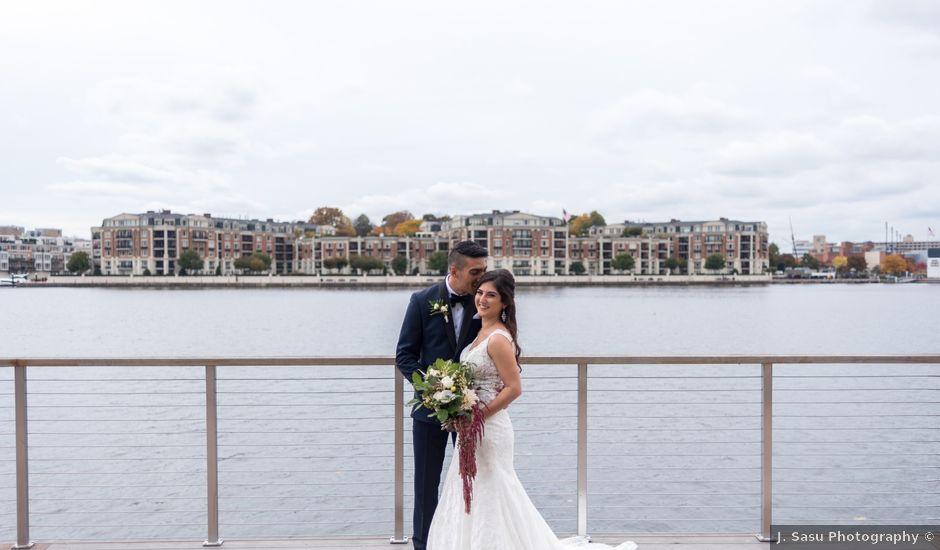 Jordan and Roman's Wedding in Baltimore, Maryland