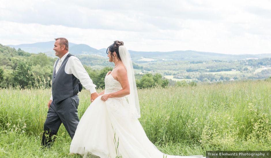 Jon and Heather's Wedding in Peacham, Vermont