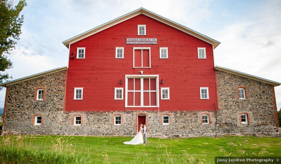 Cory and Beth's Wedding in Helena, Montana