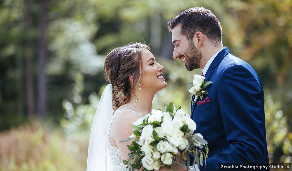 Brian and Corrin's Wedding in Rehoboth, Massachusetts