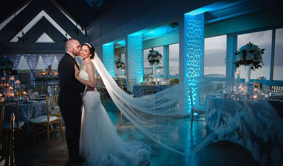John and Angie's Wedding in Bayamon, Puerto Rico