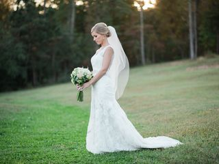Laura and Luke's Wedding in Birmingham, Alabama 3