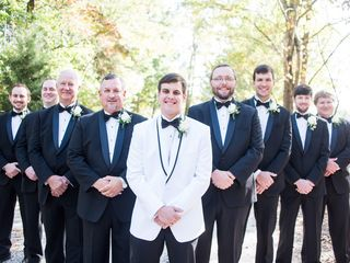 Laura and Luke's Wedding in Birmingham, Alabama 9