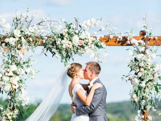 Jen and Matt's Wedding in Lake Geneva, Wisconsin 16