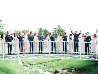 Jen and Matt's Wedding in Lake Geneva, Wisconsin 11