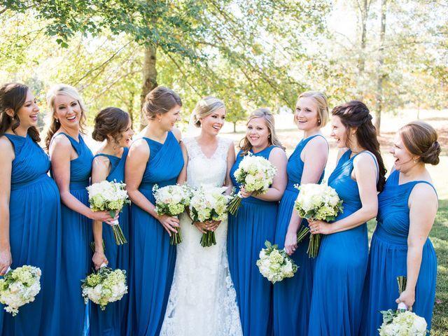 Laura and Luke's Wedding in Birmingham, Alabama 6