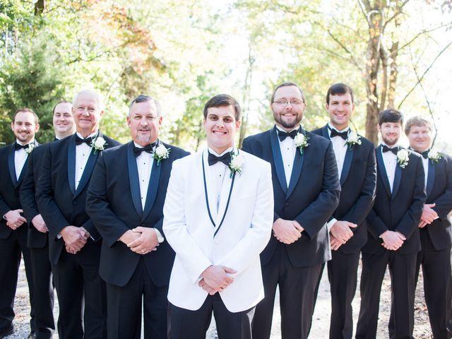 Laura and Luke's Wedding in Birmingham, Alabama 9