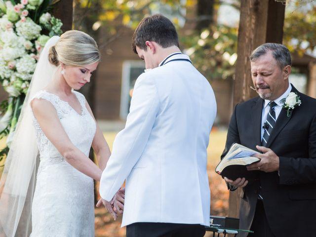 Laura and Luke's Wedding in Birmingham, Alabama 12