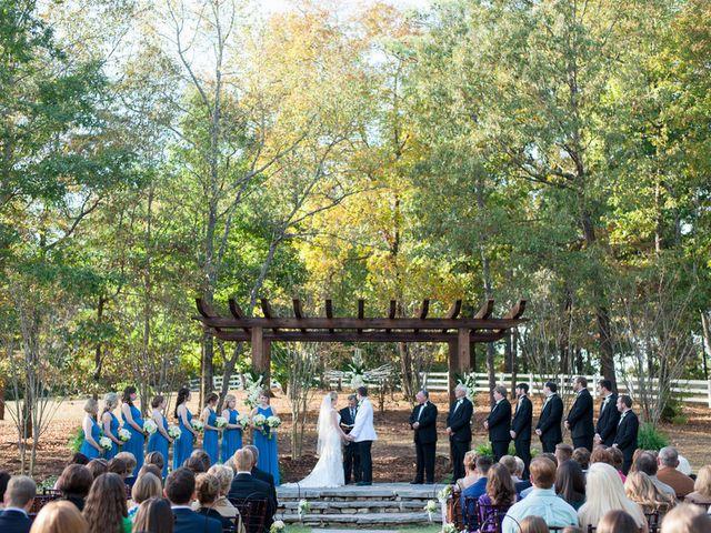 Laura and Luke's Wedding in Birmingham, Alabama 11