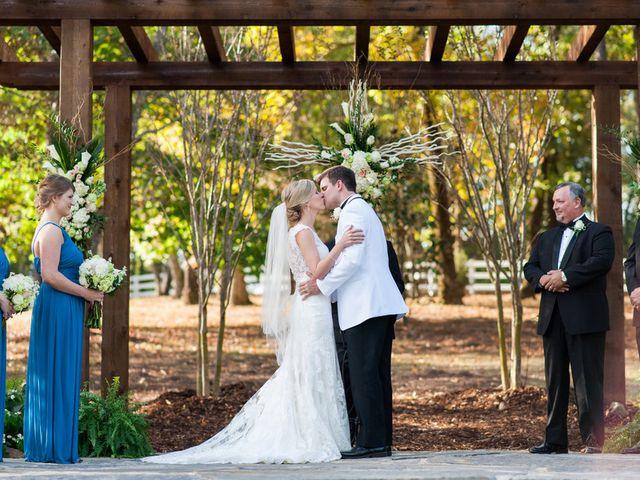 Laura and Luke's Wedding in Birmingham, Alabama 13