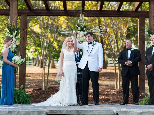 Laura and Luke's Wedding in Birmingham, Alabama 14