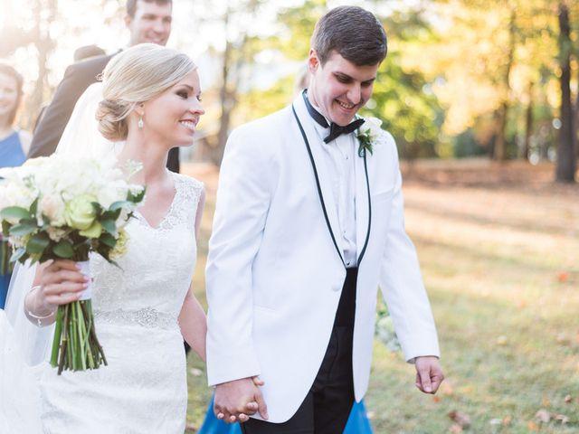 Laura and Luke's Wedding in Birmingham, Alabama 18