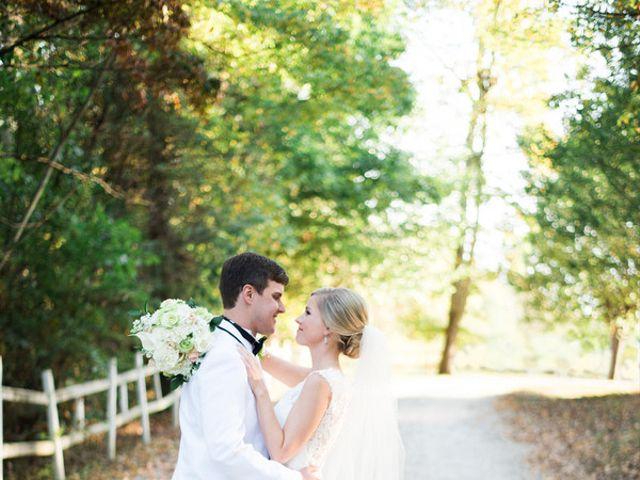 Laura and Luke's Wedding in Birmingham, Alabama 15