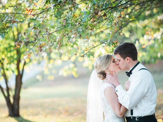 Laura and Luke's Wedding in Birmingham, Alabama 17