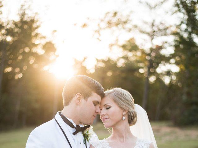 Laura and Luke's Wedding in Birmingham, Alabama 16