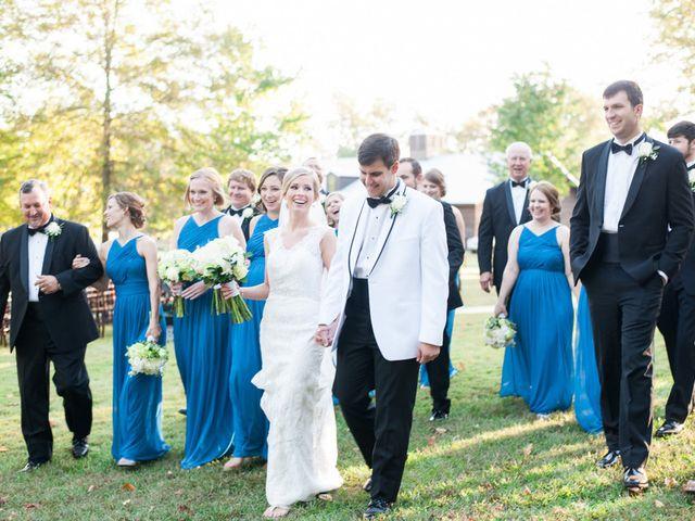 Laura and Luke's Wedding in Birmingham, Alabama 19