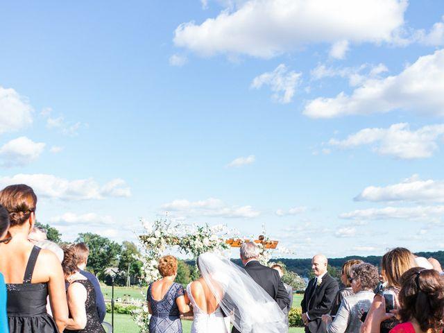 Jen and Matt's Wedding in Lake Geneva, Wisconsin 15