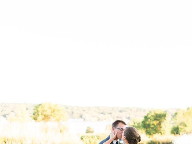 Jen and Matt's Wedding in Lake Geneva, Wisconsin 18