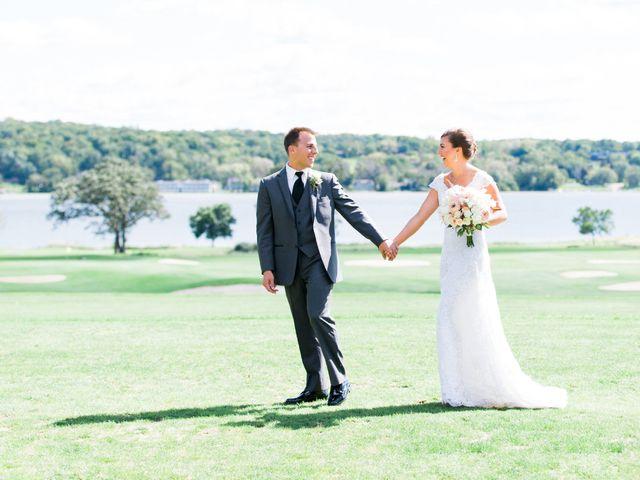 Jen and Matt's Wedding in Lake Geneva, Wisconsin 19