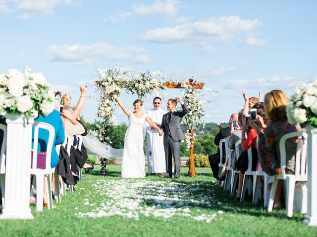 Jen and Matt's Wedding in Lake Geneva, Wisconsin 17