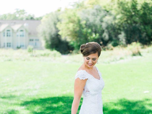 Jen and Matt's Wedding in Lake Geneva, Wisconsin 5