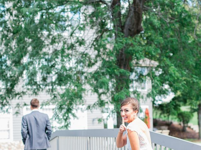 Jen and Matt's Wedding in Lake Geneva, Wisconsin 10