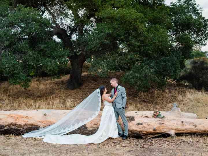 The wedding of Roxy and Richard