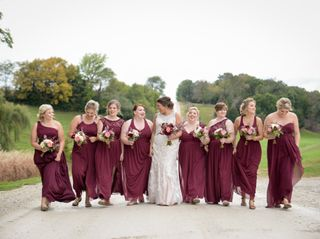 Chad and Lynn's Wedding in Le Claire, Iowa 3