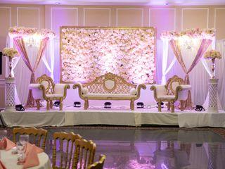 The wedding of Laraib and Amad 1