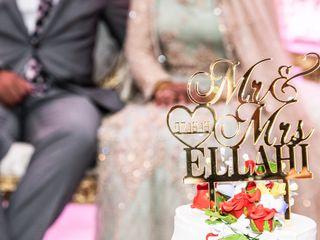 The wedding of Laraib and Amad 2