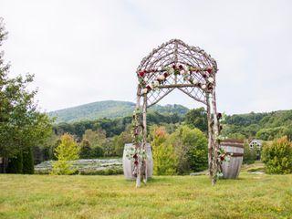 The wedding of Kristina and Greg 1