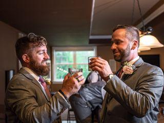 The wedding of Kayla and Gideon 2