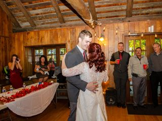 The wedding of Becky and Nolan 3