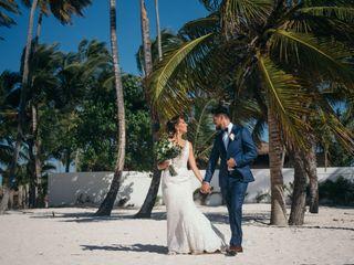 The wedding of Sebastian and Alissa