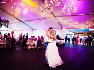 The wedding of Nicole and Kyle 3