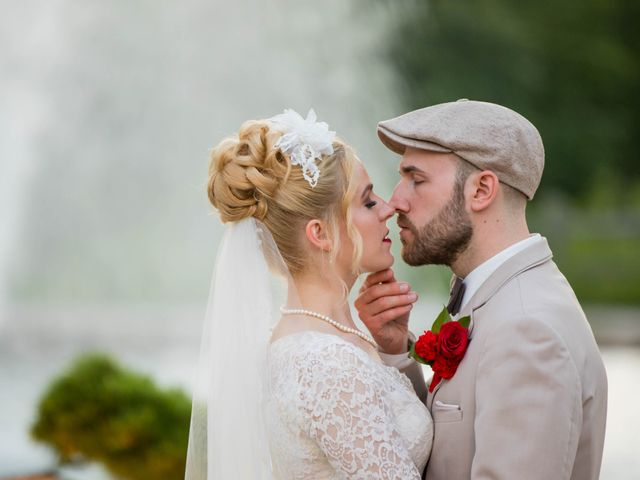 Jonathan and Ellen's Wedding in Medina, Ohio 23