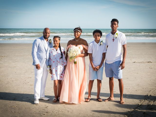 Crystal and Courtney's Wedding in North Myrtle Beach, South Carolina 1