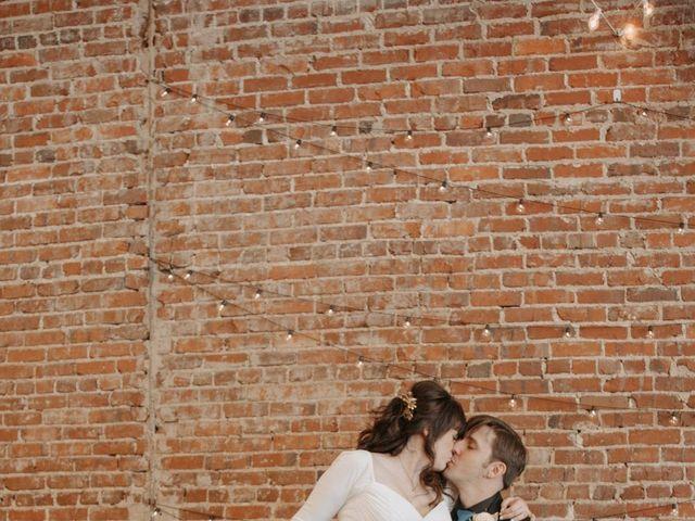 The wedding of Daniel and Jennifer