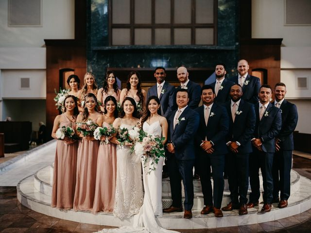 Cuong and Jennifer's Wedding in Nashville, Tennessee 37