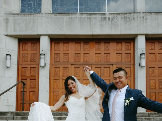 Cuong and Jennifer's Wedding in Nashville, Tennessee 40