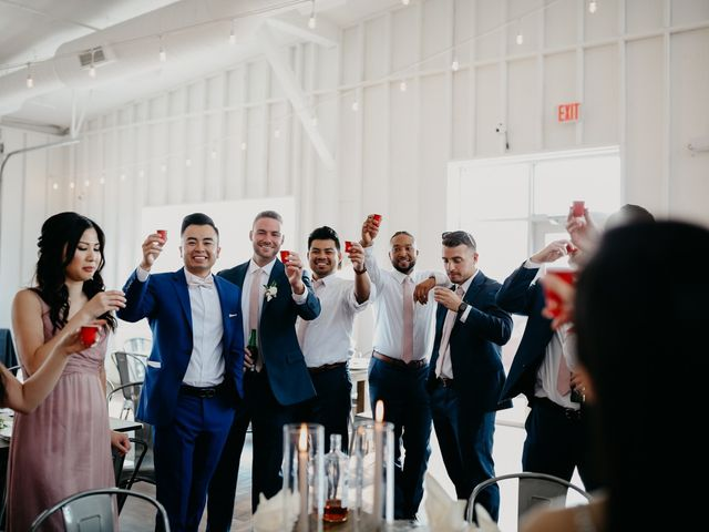 Cuong and Jennifer's Wedding in Nashville, Tennessee 75