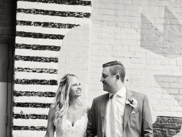 Kyle and Nicole's Wedding in Detroit, Michigan 18