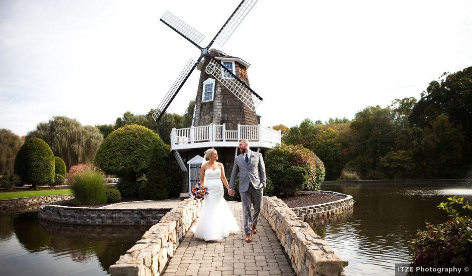 Jeremiah and Lauren's Wedding in Plantsville, Connecticut