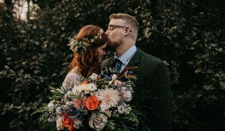 Andrew and Anna's Wedding in Benton Harbor, Michigan