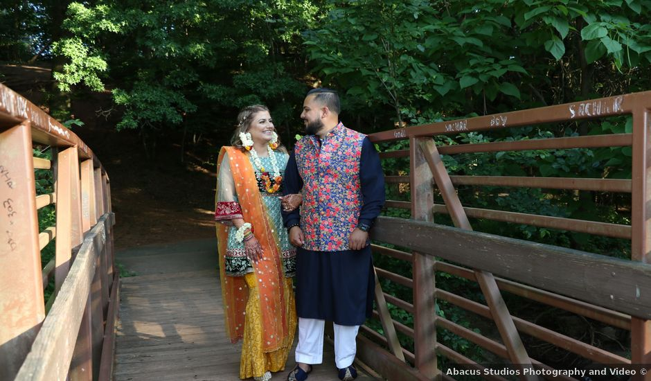 Amad and Laraib's Wedding in Piscataway, New Jersey