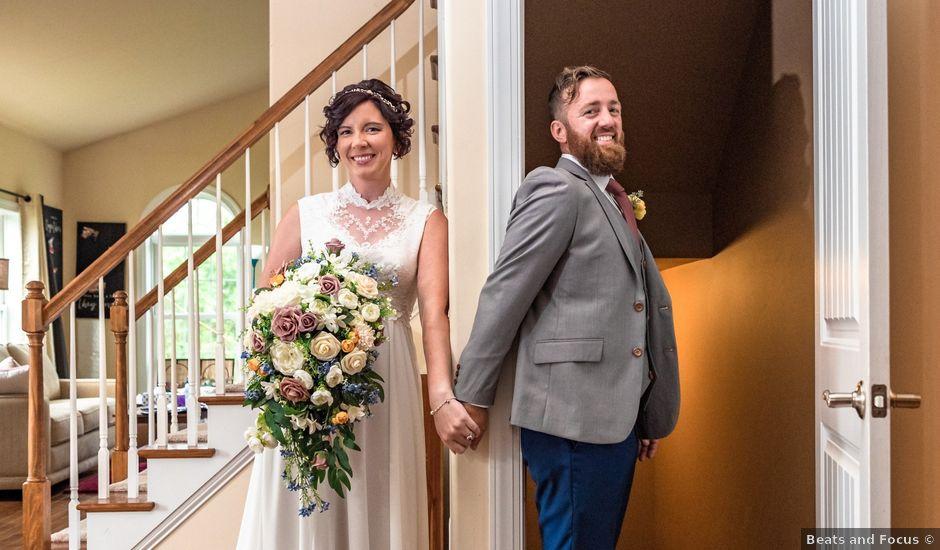 Gideon and Kayla's Wedding in Lititz, Pennsylvania