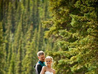 The wedding of Alexander and Samantha