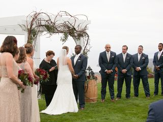 The wedding of Clifford and Natalie 2