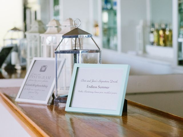 Jessica and Christopher's Wedding in Westhampton Beach, New York 16
